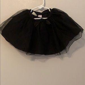 Zara Kids Black Tutu Size 2-3